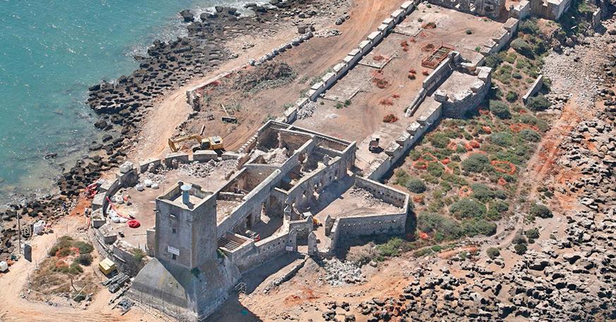 Castillo de sancti petri ines ingenieros - Apartamentos en sancti petri cadiz ...