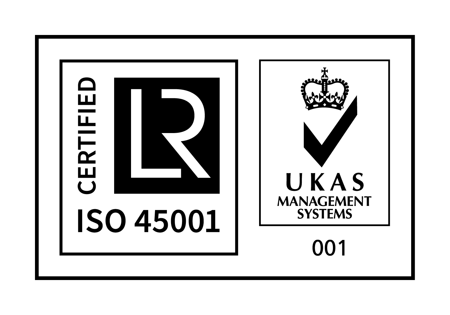 UKAS AND ISO 45001